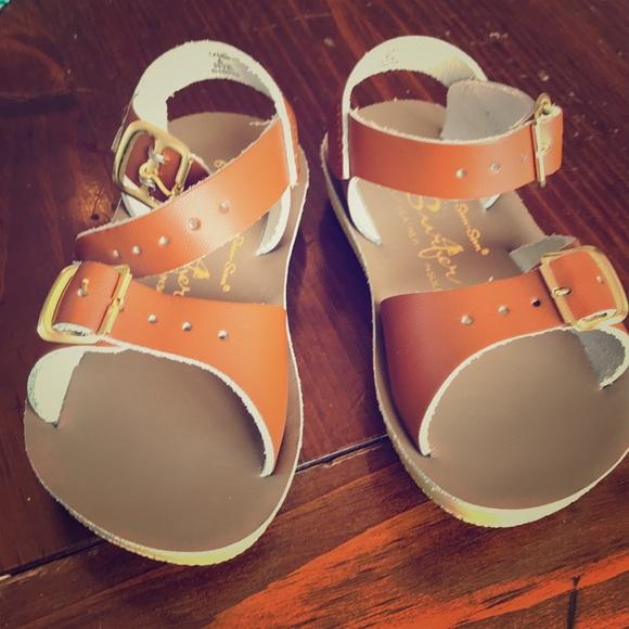 Baby Boys Salt Water Sandals Size